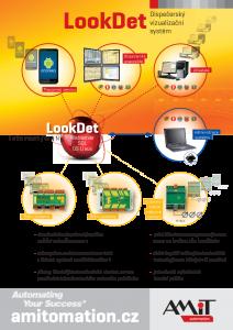 LookDet - produktový list
