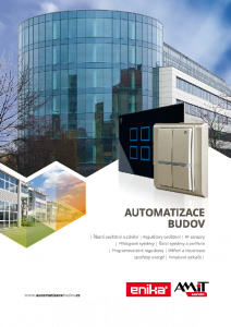Automatizace budov