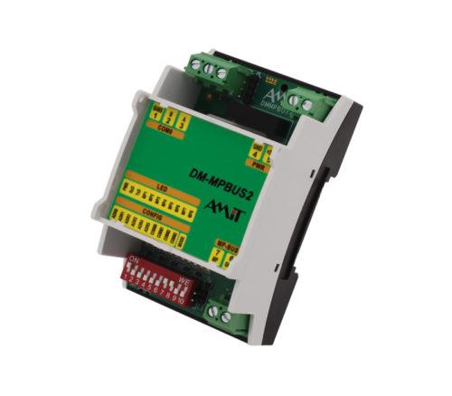 Komunikační převodník RS485 (MODBUS RTU) <-> MP-Bus