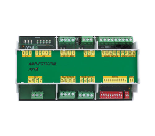 AMR-FCT20 - HVAC and Fan Coil unit controller