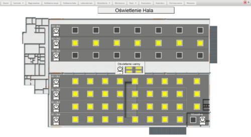 BMS - lighting control