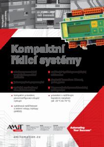 10 - Kompaktní řídicí systémy - produktový list