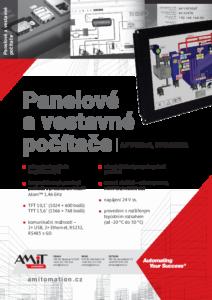 50 - Panelové počítače - produktový list