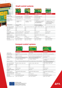10 - Compact control systems - leaflet