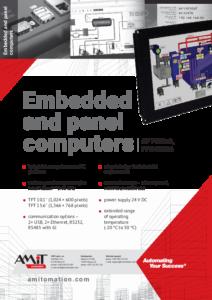 50 - Panel computers - leaflet